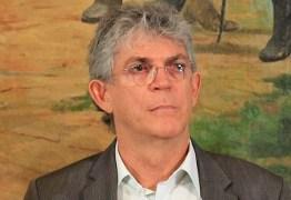 'FAKE NEWS': defesa de Ricardo Coutinho nega que ex-governador seja réu no TJPB