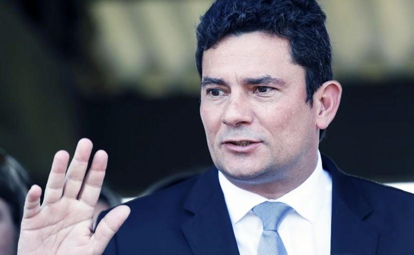 Sergio Moro 825x509 1 - 'NÃO SOU SUPER HERÓI': Ministro há três meses, Moro afirma que pretende melhorar a segurança pública e dialogar com o Congresso - OUÇA