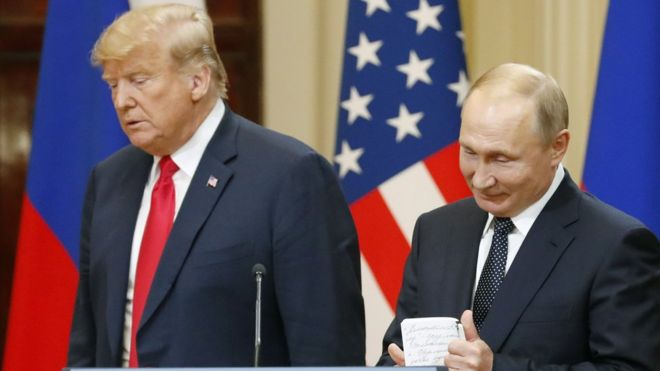 TRUMP E PUTIN - Rússia tenta atrapalhar votação por correio nos EUA, diz investigação