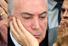 Preso, ex-presidente Temer chefia grupo criminoso há 40 anos