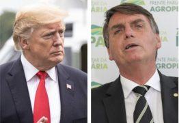 'OCIDENTE MAIS PRÓSPERO, SEGURO E DEMOCRÁTICO': Bolsonaro e Trump encontram-se em 19 de março, diz Casa Branca
