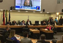 Audiência pública na ALPB discute mudança na estrutura organizacional do estado – OUÇA