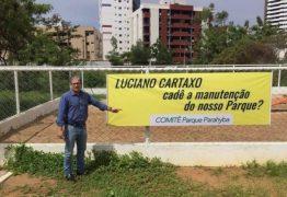 PARQUE PARAHYBA: Omissão da PMJP faz com que população promova ação voluntária para limpar local