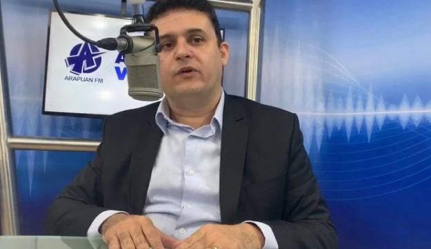 WhatsApp Image 2019 03 18 at 14.59.35 - 'Governo programa 1 Bilhão de reais em obras', afirma secretário Célio Alves - VEJA VÍDEO