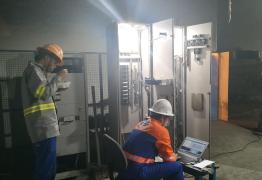 Funcionários da Cagepa trabalham em tempo integral para restabelecer fornecimento de água em CG – VEJA VÍDEO