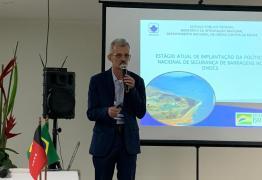 Em JP, diretor geral do DNOCS fala sobre métodos e técnicas para evitar rompimentos de barragens – VEJA VÍDEO
