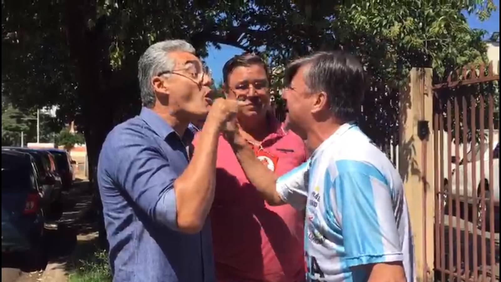 CONFUSÃO: Deputado vai parar no hospital após briga com vereador