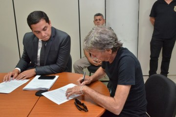 audiencia custodia roberto santiago xeque mate iii 22 03 19 43 - IRÁ CUMPRIR MEDIDAS CAUTELARES: STF determina soltura de Roberto Santiago