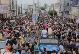 SUCESSO: Bloco das virgens em Cajazeiras bate recordes de público