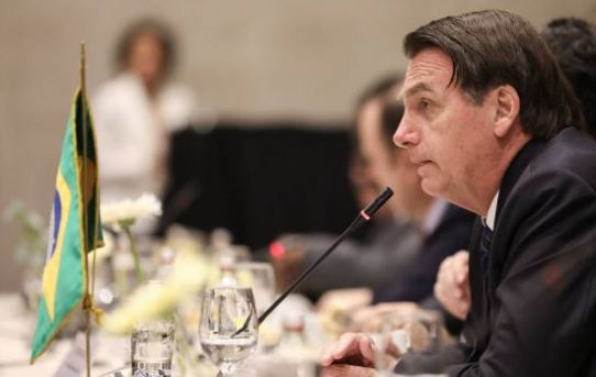 bolsonarooo 300x190 - Bolsonaro: reforma da Previdência trará equilíbrio das contas públicas