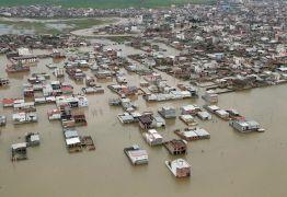 Presidente do Irã mobiliza autoridades para evitar inundações no país
