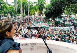 Mais de 3 mil agricultores da Paraíba se reúnem na ALPB em ato contra Reforma da Previdência
