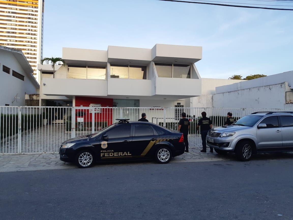 decb432b d566 46b9 8360 c5a36e8cf5d0 1 - XEQUE MATE III: Operação apura fraude em coleta de lixo e prende o empresário Roberto Santiago; VEJA VÍDEO