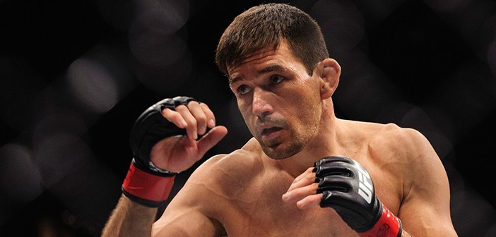 demian maia - A caminho da aposentadoria Demian Maia aceita desafio de veterano do UFC