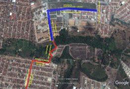 Governo do Estado vai construir vias alternativas de ligações em bairros da zona sul