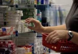 MAIS UM AUMENTO: Governo Federal autoriza reajuste de até 4,33% no preço de medicamentos