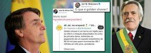 """images cms image 000622824 300x107 - Após postar vídeo obsceno, Bolsonaro pergunta o que é """"golden shower""""; Zé de Abreu explica; veja"""