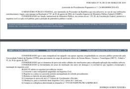 MPF instaura inquérito para apurar supostas irregularidades em concurso da UFPB