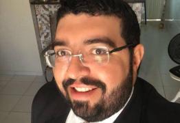 Prefeitura de Cajazeiras emite nota de pesar pela morte do advogado Júnior Bento