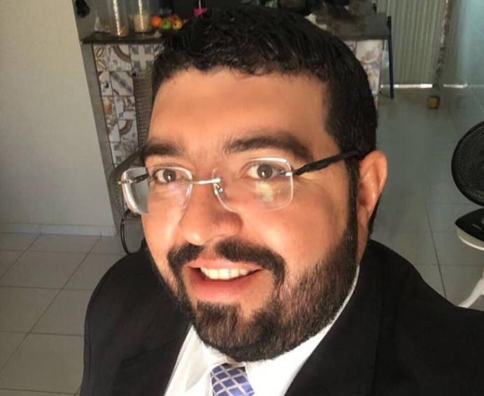 junior bento - Prefeitura de Cajazeiras emite nota de pesar pela morte do advogado Júnior Bento