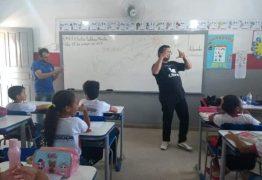 Secretaria de Educação de Cajazeiras oferece curso de Libras aos alunos das escolas do município