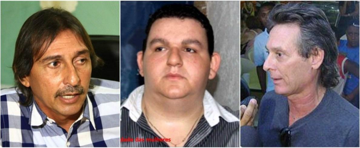 luceninha fabiano roberto santiago 300x124 - OPERAÇÃO XEQUE-MATE: Fabiano diz que recusou oferta de ter sua defesa paga por Roberto