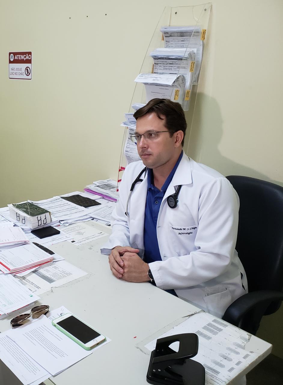 médico - Tuberculose atinge 3,5 paraibanos por dia e doença pode afetar outras áreas além de pulmão
