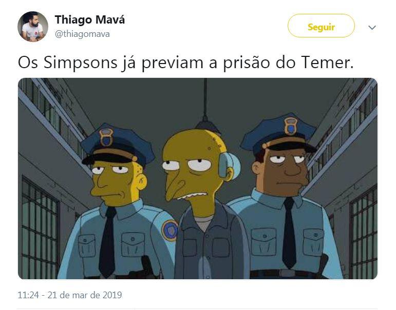 meme2 - Prisão de Temer gera enxurrada de memes na Internet: VEJA VÍDEOS
