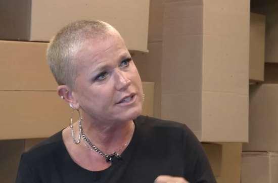 Xuxa fala sobre plásticas e aposentadoria