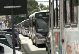 Motoristas de transportes fazem protesto nesta quarta em João Pessoa