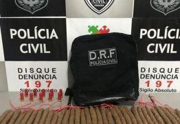 OPERAÇÃO BORRACHA: Polícia Civil prende suspeitos de envolvimento com furtos e roubos em CG
