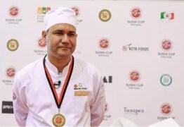 Paraibano disputa título mundial de melhor sushiman após vencer competição em Portugal