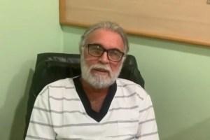pastor estevam internado 300x200 - 'DEUS ME POUPOU': pastor Estevam Fernandes fala após cirurgia, agradece apoio de médicos e pede orações; VEJA VÍDEO