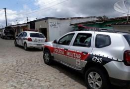 OPERAÇÃO: Polícia desarticula boca de fumo em Mamanguape