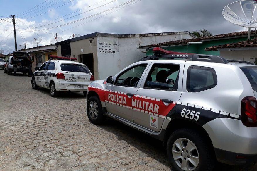 policia acao integrada prende suspeito de roubo majorado em fagundes 3 - OPERAÇÃO: Polícia desarticula boca de fumo em Mamanguape