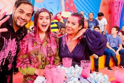 programa da maisa matheus ceara fernanda souza fixed large - Maisa estreia programa e se torna apresentadora de talk show mais jovem em TV aberta