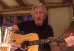 "Roger Waters grava vídeo em apoio a Nicolás Maduro e canta ""Viva Venezuela"" – ASSISTA"