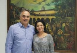 Regina dos Santos é nomeada para a Controladoria Geral do Município por Luciano Cartaxo