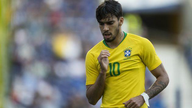 selecao brasileira lucas paqueta danca comemora gol divulgacao cbf 1280x720 - Paquetá marca, mas Brasil fica apenas no empate com o Panamá