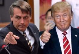 Nos EUA, Bolsonaro extingue exigência de visto para turistas norte-americanos