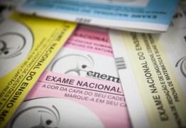 Enem 2019 terá nova diagramação para economizar papel, diz Inep