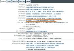 Ministro do STJ nega habeas corpus à assessora da Cruz Vermelha que trouxe dinheiro para campanha eleitoral na Paraíba