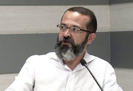 Tárcio Teixeira se manifesta contra título de cidadão pessoense a Bolsonaro: 'presidente entreguista e antipatriota'