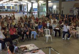 CONTRA REFORMA DA PREVIDÊNCIA: Professores da UFPB paralisam atividades