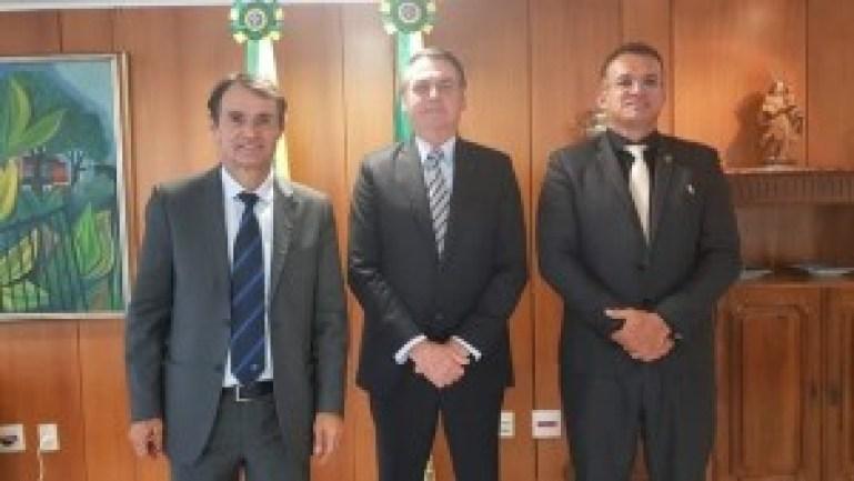 unnamed 47 300x169 - REUNIÃO: Romero Rodrigues é recebido pelo presidente Jair Bolsonaro no Palácio do Planalto