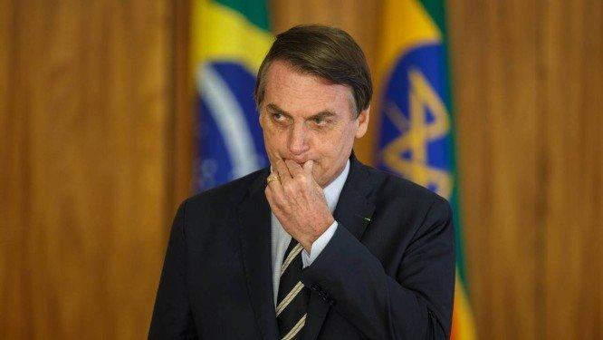x81466696 BRASILBrasilia DF08 03 2019O presidente Jair Bolsonaro participa da cerimonia.jpg.pagespeed.ic .aohqx5 CX5 - Bolsonaro tem 1 mês para definir reajuste do salário mínimo, e ele pode ser menor