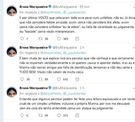 xbruna marina.jpg.pagespeed.ic .fKPTH5FkPI - Marquezine fala sobre Marina Ruy Barbosa: 'Tentamos ser amigas, mas não deu certo'