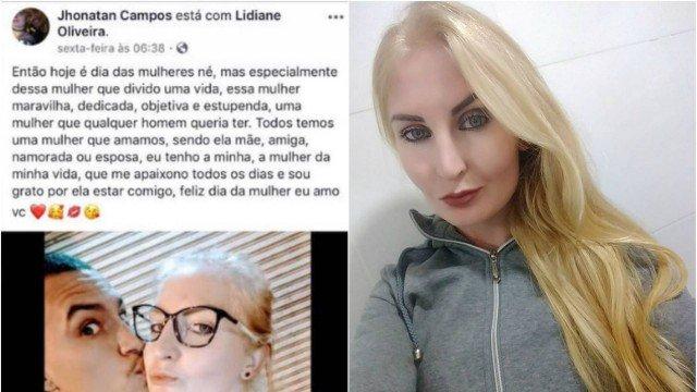 xlidiane oliveira 2.jpg.pagespeed.ic .GViJG aRMn - FEMINICÍDIO: mulher é morta pelo namorado horas após registrar queixa