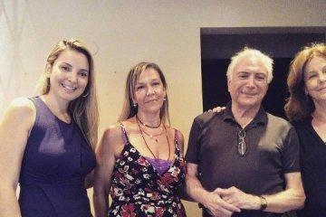 Últimos dias de Marcela Temer antes da prisão do marido: Lanche de pernil, treinamento de cachorro e desabafo de amiga