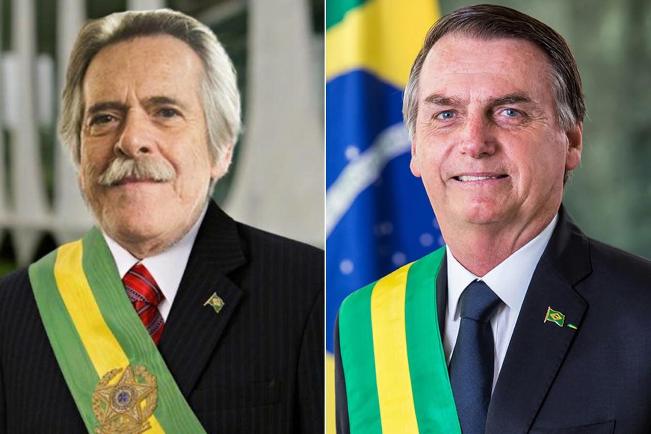 ze de abreu bolsonaro - Após briga com Bolsonaro, José de Abreu estuda pedir habeas corpus preventivo antes de voltar ao Brasil